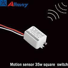 Automatic Shut Off Light Switch Automatic Turn Off Light Microwave Sensor Switch Zhongshan