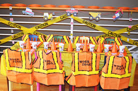 Construction Birthday Party Decorations A How To Construction Truck Birthday Party Ay Mama