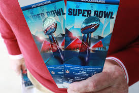 sell fake Super Bowl tickets