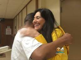 Happy ending follows amazing courtroom coincidence - CBS News