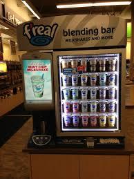 Mint Vending Machine Mesmerizing Milkshake Thingy Yelp
