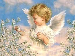 نتیجه تصویری برای فرشته کودکانه