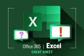 Excel 2016 Map Chart Missing Excel For Office 365 Cheat Sheet Computerworld