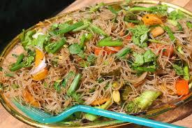 stir fried rice noodles recipe