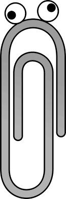 free to use public domain paper clip clip art