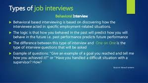 Different Types Of Job Interviews Workshop About Cv Writing And Job Interview Jan2016