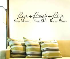 live laugh love wall art metal large size of to wall decals live laugh love