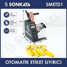 Şonkaya Etiket Sıyırma Makinası - gidatarimziraat.com.tr