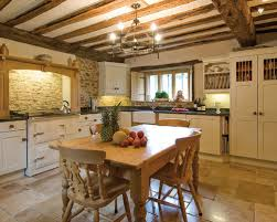 country style kitchen furniture. inspiration for a small farmhouse lshaped eatin kitchen remodel in devon with country style furniture p