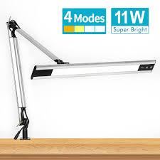 Pool Light Clamp Amico 11w Led Architect Desk Lamp Clamp Lamp Metal Swing Arm