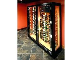 Wine Cellar Fridge Cooler Cabinet Furniture Inspiring  Of Temperature37
