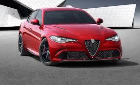 alfa romeo new car releases2017 Alfa Romeo Giulia Photos and Info  News  Car and Driver