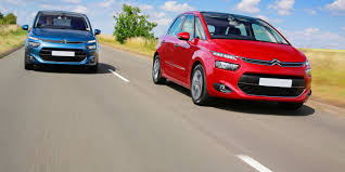 Citroen C4 Picasso Review | carwow