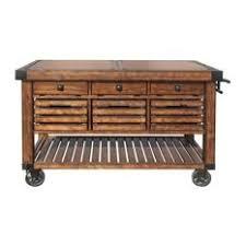rustic portable kitchen island. Proper Image - Keenan Serving Cart Kitchen Islands And Carts Rustic Portable Island L