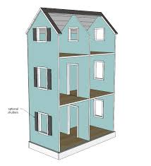 american girl doll house plans. American Girl Doll House Plans E