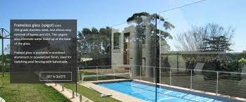 glass fencing newcastle