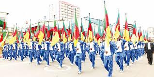 """Résultat de recherche d'images pour """"drapeau du cameroun"""""""