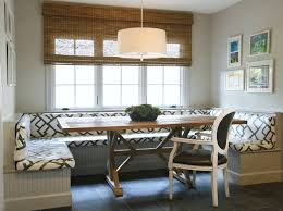 dining rooms built in banquette