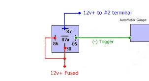 cooling fan relay wiring diagram cooling image wiring diagram for a fan relay jodebal com on cooling fan relay wiring diagram