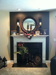 mantle an fireplace decor