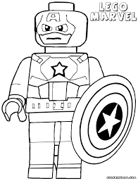 Small Picture Superhero Coloring Page FunyColoring