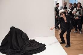 Art Bag Nyc Yoko Ono Finally Gets The Solo She Deserves