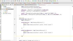 Movie Script Example 34 Send A Sms Using The Smsmanager Class In Android Youtube