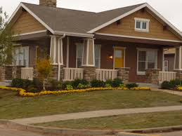 all brick homes house plans arts craftsman style ranch images new red small