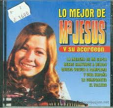 CD MARIA JESUS Y SU ACORDEON (Música - CD's Otros Estilos). PUBLICIDAD. CD MARIA JESUS Y SU ACORDEON. LO MEJOR DE MARIA JESUS Y SU ACORDEON - - 5105852