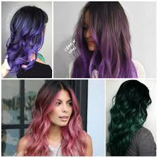 Inspiring Ombre Hair Colors For 2018