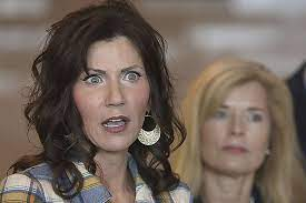 South Dakota Gov. Kristi Noem ridiculed ...