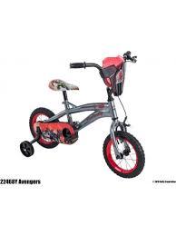 <b>Avengers 30cm</b> / 12 Inch <b>Bike</b> With Titan Plaque | Mr Toys Toyworld