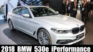2018 bmw hybrid. interesting hybrid 2018 bmw 530e iperformance hybrid models debut in detroit auto show throughout bmw hybrid 4