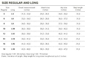 Patagonia Child Size Chart Bogner Sizing Chart