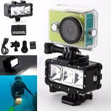 Underwater Camera Light Mount Details About Underwater Waterproof Diving Spot Light Led