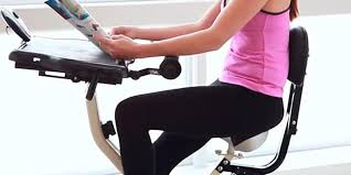 detailed review of fitdesk v2 0 desk exercise bike
