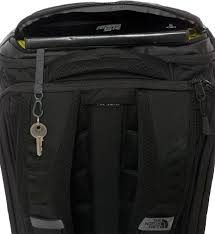 the north face fuse box charged 25l backpack black weare shop the north face fuse box charged 25l backpack