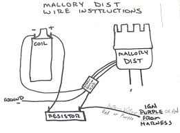 mallory ignition distributor wiring diagram wiring diagram sch mallory tach wiring wiring diagram database mallory ignition distributor wiring diagram