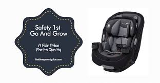 the safety 1st go and grow car seat