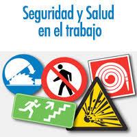 Resultado de imagen de seguridad y salud en el trabajo