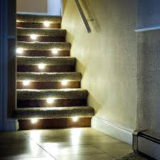 led stair lighting kit. Led Stair Lighting Top Stairway Ideas Spectacular With Modern Interiors Lights Base Kit