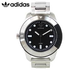 sneak online shop rakuten global market out adidas out adidas adidas watch watch 48 mm silver mens excluded
