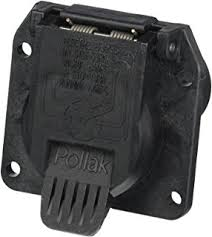 pollak 11 998 4 pigtail wiring harness connectors amazon pollak 11 893p 7 way sealed rv oem socket