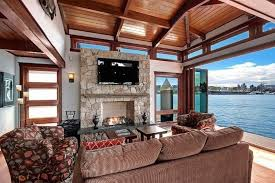 a 2 9m luxury floating home in seattle