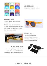 Design Your Own Sunglasses Wholesale Wholesale Oem Logo Trendy Private Label Design Your Own Uv Protection Brand 2019 Made Custom Sunglasses Buy Odm Logo Cat 3 Uv400 Protection Women