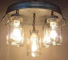 mason jar light chandelier mason jar chandelier pendant 5 light canning jar 4 1024 1024 plans