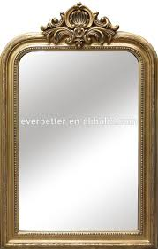 Antique mirror frame Old Fashioned Wholesale Fancy Home Decor Wall Mirror Antique Gold Leaf Crown Mirror Frames Alibabacom Wholesale Fancy Home Decor Wall Mirror Antique Gold Leaf Crown