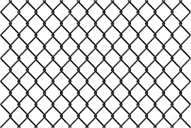 chain link fence vector. Chainlink Fence Vector With Reflection Stock - 6301808 Chain Link C
