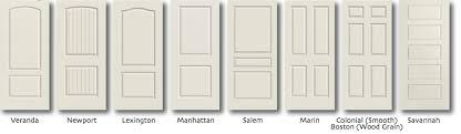 Wonderful Interior Panel Door Designs Designerraisedpanelcollectionsignatureseriesoddcinterior N And Design