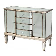 antique mirrored furniture. mirrored antique venetian sideboard 4 drawer 2 door furniture q